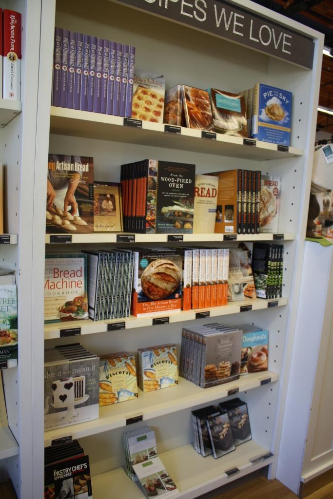 voici des livres de cuisine, tous plus beaux les uns que les autres!