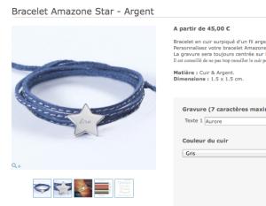 par contre, avec un bracelet gris... www.petit-trésors.fr