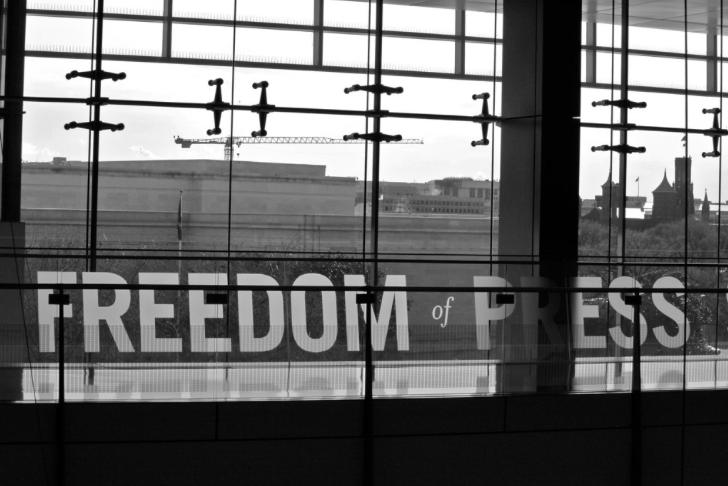 j'ai pris cette photo en 2011, au Newseum de Washington DC