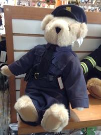 police-bear